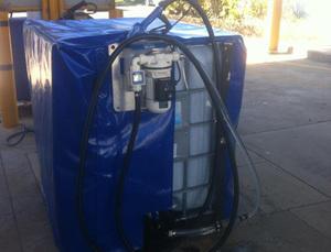 电动自吸泵加注機